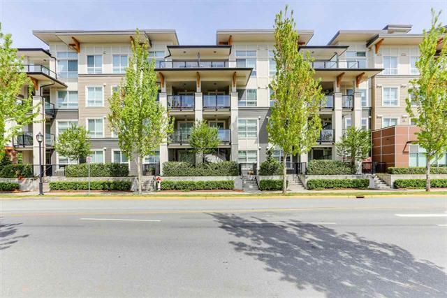 Main Photo: 101 12409 Harris Road in Pitt Meadows: Condo for sale : MLS®# R2367108