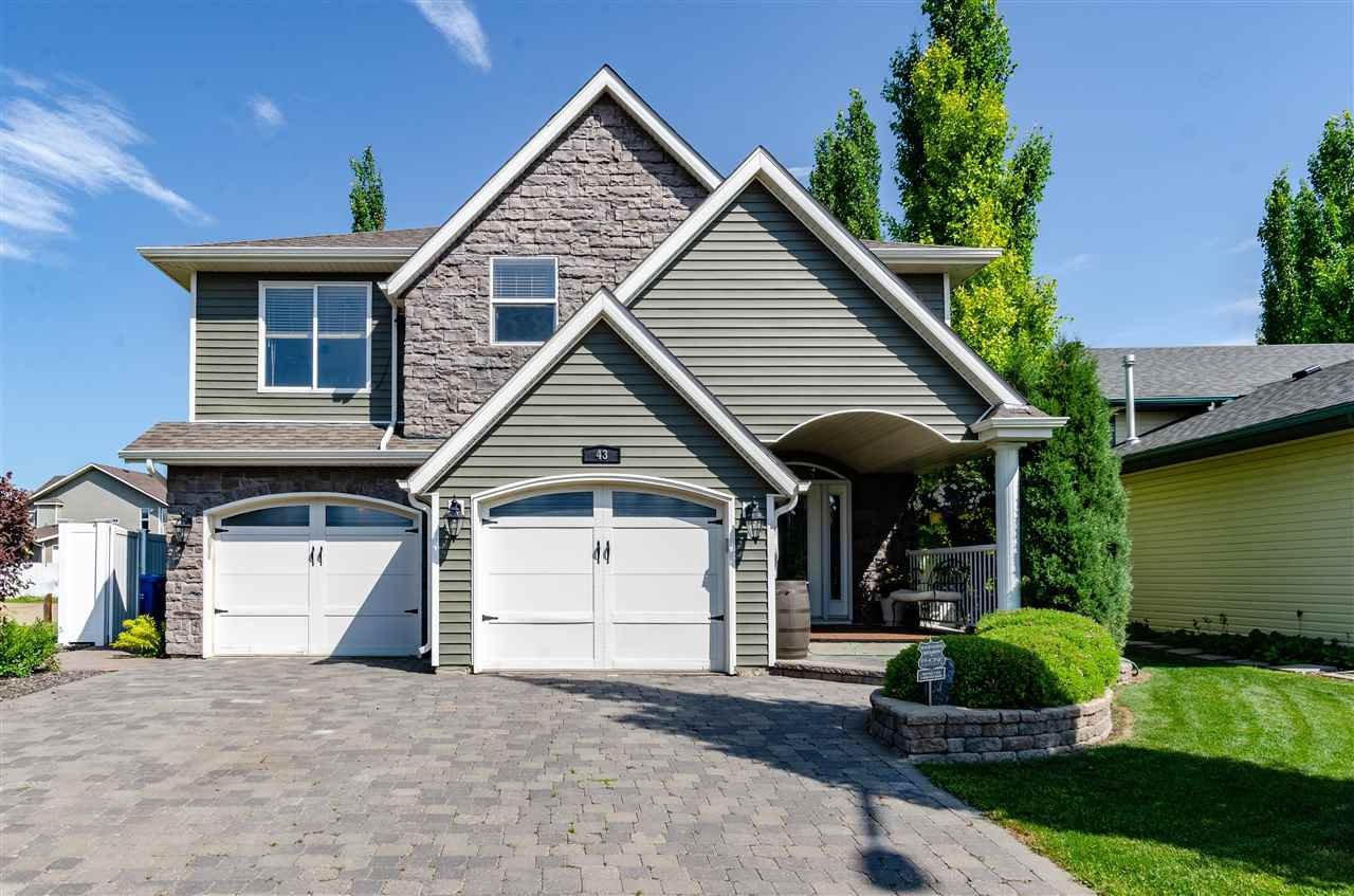 Main Photo: 43 Duffield Avenue: Red Deer House for sale : MLS®# E4168361