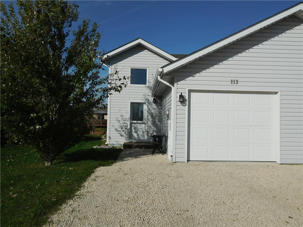 Main Photo: 113 ELLICE Avenue in Steinbach: R16 Residential for sale : MLS®# 1929283