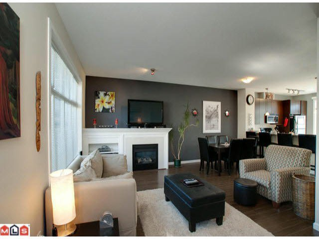 Main Photo: 52 18777 68A AVENUE in : Clayton Townhouse for sale : MLS®# F1202815