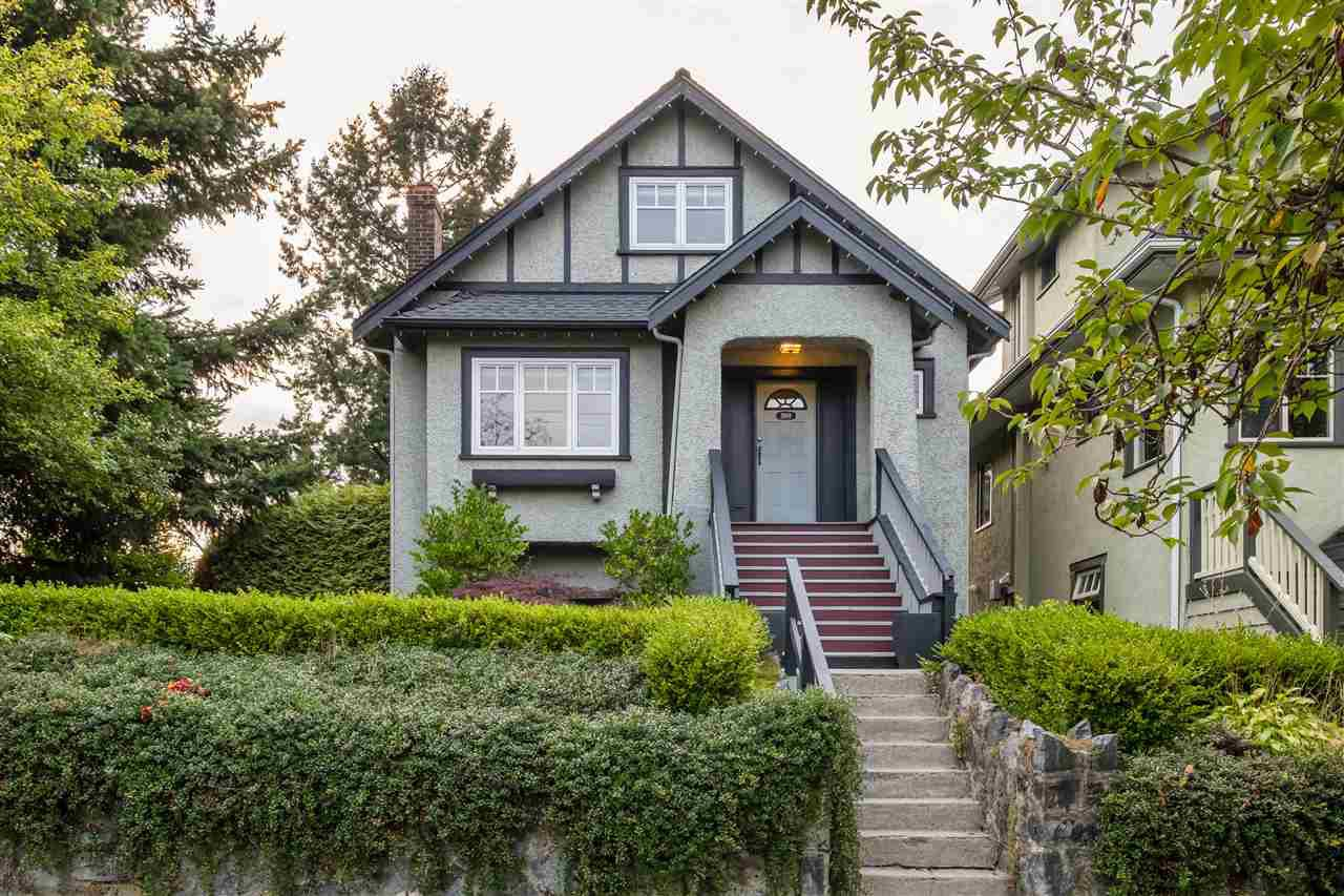 Main Photo: 3969 HEATHER Street in Vancouver: Cambie House for sale (Vancouver West)  : MLS®# R2513426