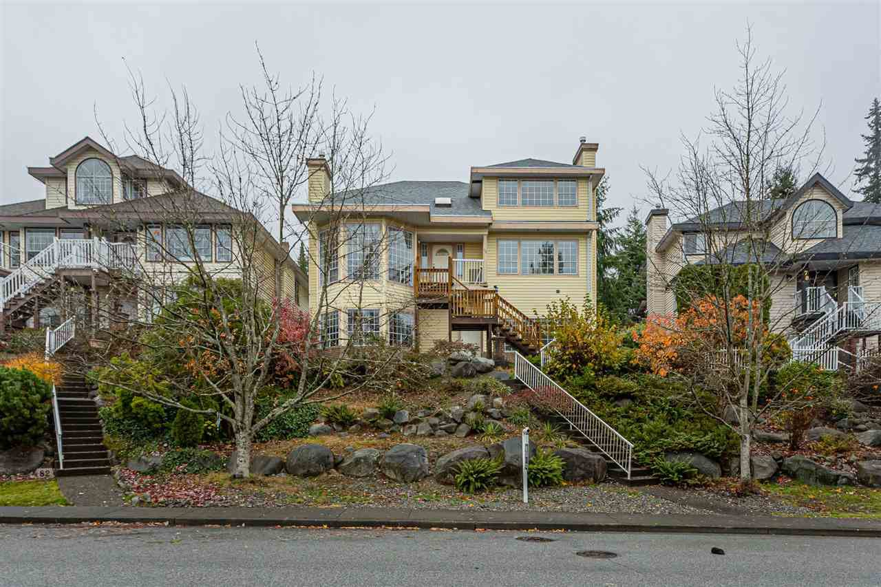 Main Photo: 80 RAVINE Drive in Port Moody: Heritage Mountain House for sale : MLS®# R2519168