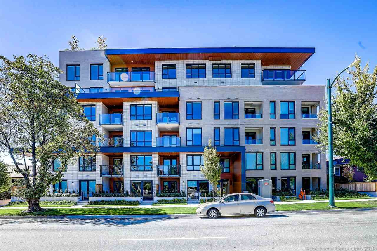 "Main Photo: 405 5383 CAMBIE Street in Vancouver: Cambie Condo for sale in ""HENRY"" (Vancouver West)  : MLS®# R2525694"