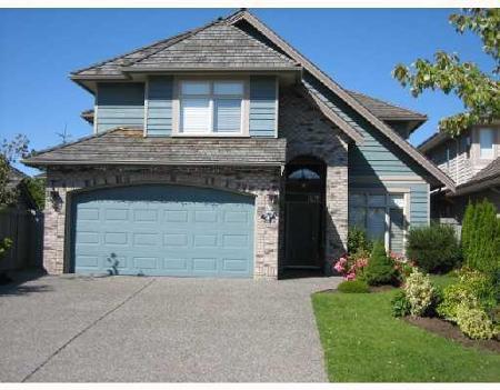 Main Photo: 3313 TRUTCH AV in Richmond: House for sale : MLS®# V740562