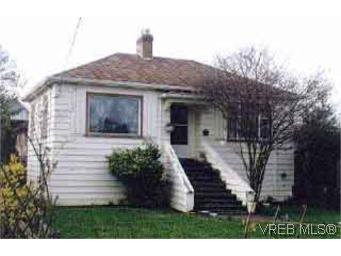 Main Photo: 106 Eberts St in VICTORIA: Vi Fairfield West Single Family Detached for sale (Victoria)  : MLS®# 151762
