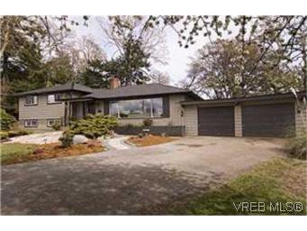 Main Photo:  in VICTORIA: Es Rockheights Single Family Detached for sale (Esquimalt)  : MLS®# 466320