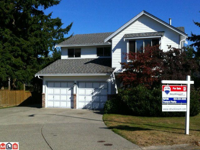"""Main Photo: 15978 19A Avenue in Surrey: King George Corridor House for sale in """"Sunnyside"""" (South Surrey White Rock)  : MLS®# F1220651"""