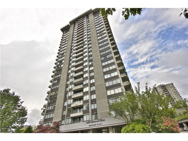 "Main Photo: Photos: 1307 3980 CARRIGAN Court in Burnaby: Government Road Condo for sale in ""DISCOVERY I"" (Burnaby North)  : MLS®# V968039"