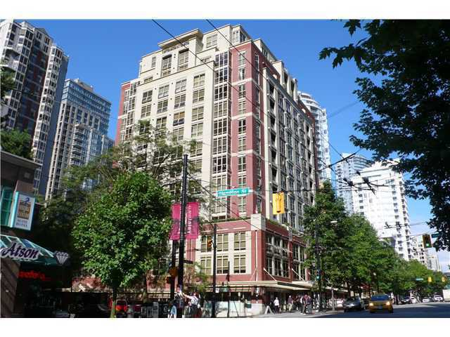 Main Photo: 908 819 HAMILTON Street in Vancouver: Downtown VW Condo for sale (Vancouver West)  : MLS®# V974906