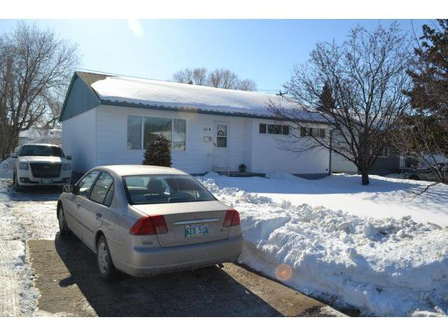 Main Photo: 614 Cedarcrest Drive in WINNIPEG: North Kildonan Residential for sale (North East Winnipeg)  : MLS®# 1303732