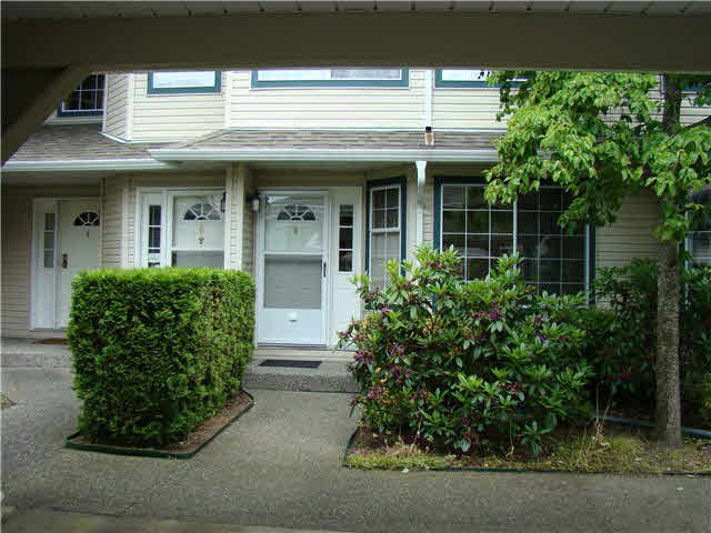 "Main Photo: 6 5760 174TH Street in Surrey: Cloverdale BC Townhouse for sale in ""STETSON VILLAGE"" (Cloverdale)  : MLS®# F1313653"