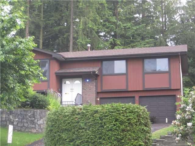Main Photo: 2606 HAWSER AV, in Coquitlam: Ranch Park House for sale : MLS®# V896705