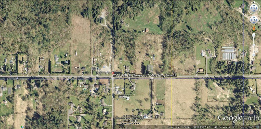 27.58 ACRES IN AREA 4 OF GRANDVIEW HEIGHTS
