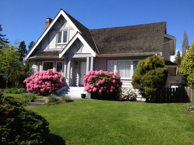 Main Photo: 3937 W 36TH AV in VANCOUVER: Dunbar House for sale (Vancouver West)  : MLS®# V1006726