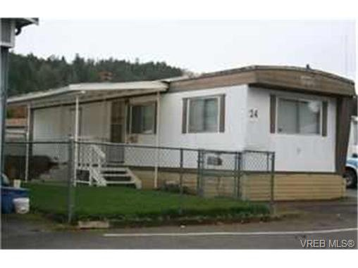 Main Photo:  in VICTORIA: La Goldstream Manufactured Home for sale (Langford)  : MLS®# 450246