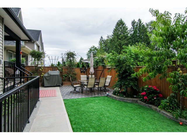 """Photo 20: Photos: 7820 211B Avenue in Langley: Willoughby Heights House for sale in """"YORKSON SOUTH"""" : MLS®# F1418257"""