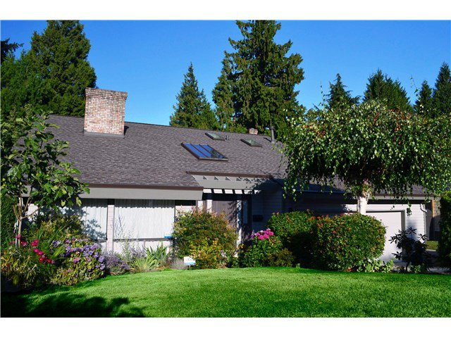Main Photo: 11769 SUMMIT CR in Delta: Sunshine Hills Woods House for sale (N. Delta)  : MLS®# F1447209