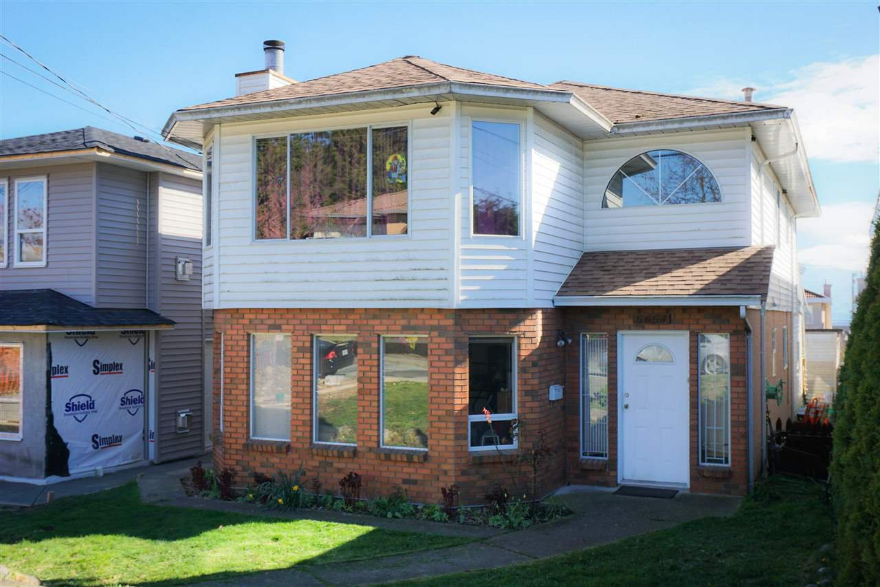 Main Photo: 5654 NEVILLE STREET in Burnaby: South Slope House for sale (Burnaby South)  : MLS®# R2056087