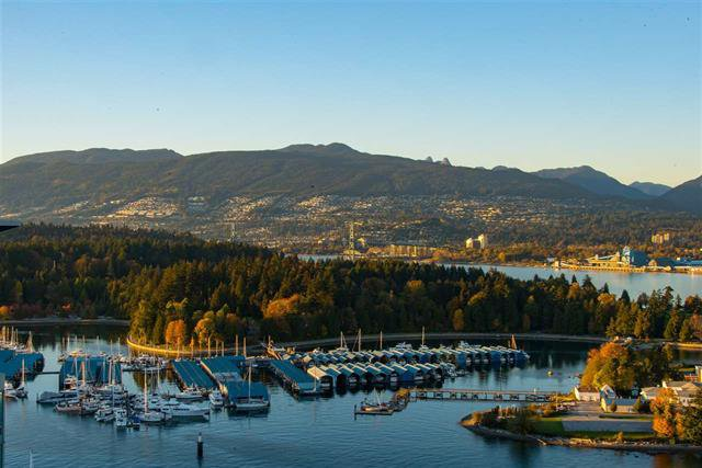 Main Photo: 3101 1281 West Cordova Street in Vancouver: Coal Harbour Condo for sale (Vancouver West)  : MLS®# R2114480