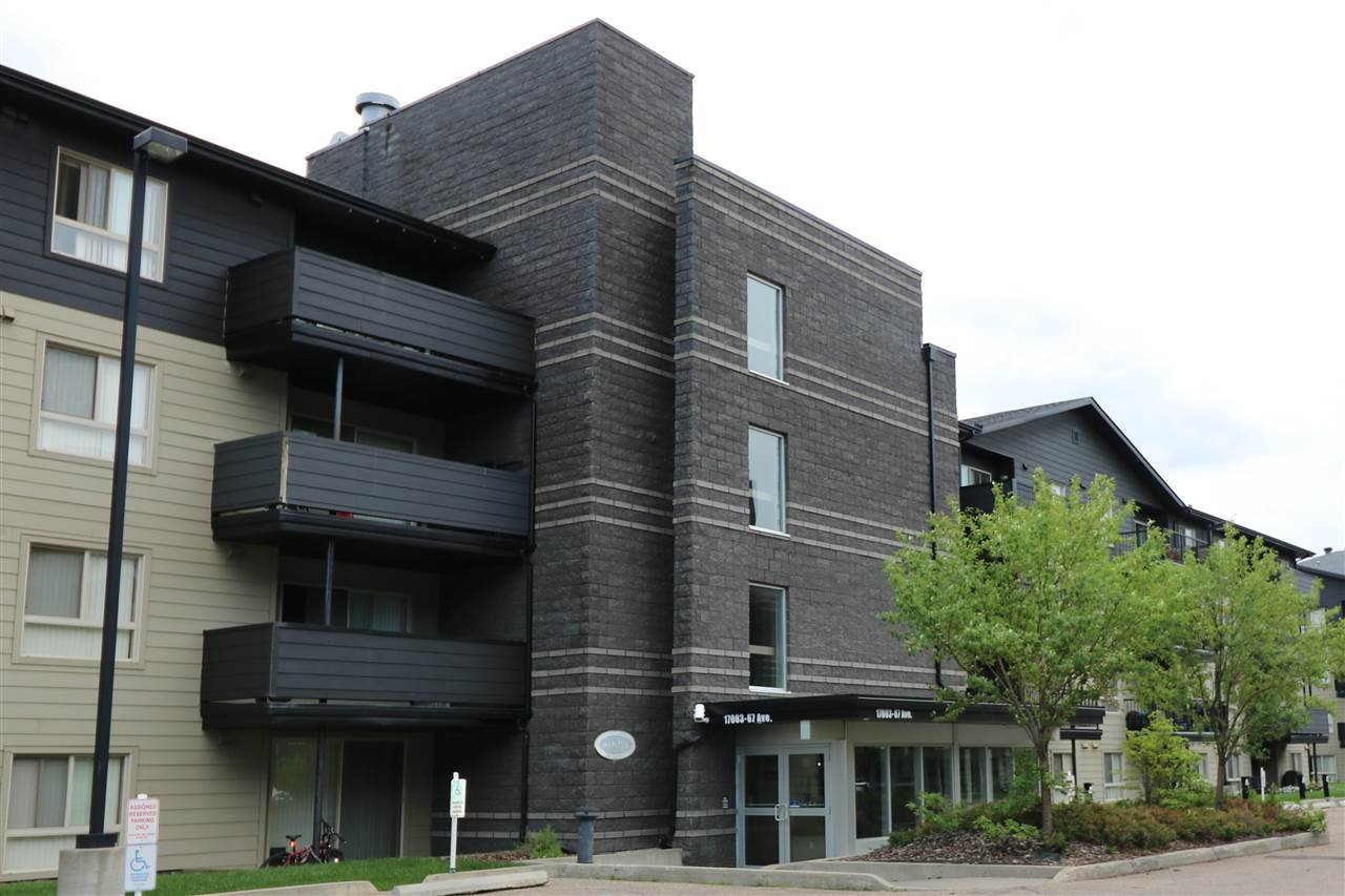 Main Photo: 117 17003 67 Avenue in Edmonton: Zone 20 Condo for sale : MLS®# E4169393