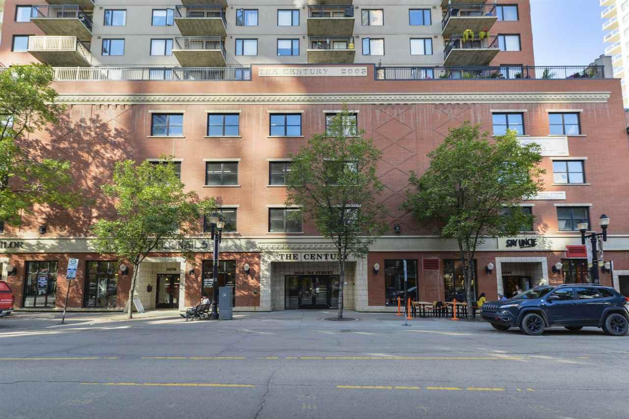 Main Photo: 506 10180 104 Street in Edmonton: Zone 12 Condo for sale : MLS®# E4179858