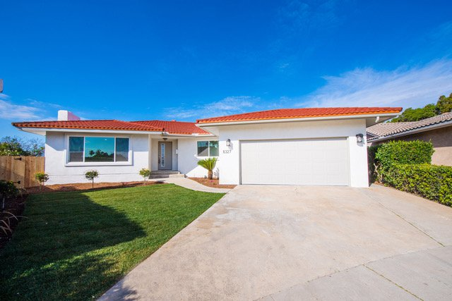 Main Photo: House for sale (Del Cerro)  : 5 bedrooms : 6327 Del Cerro Cy in San Diego