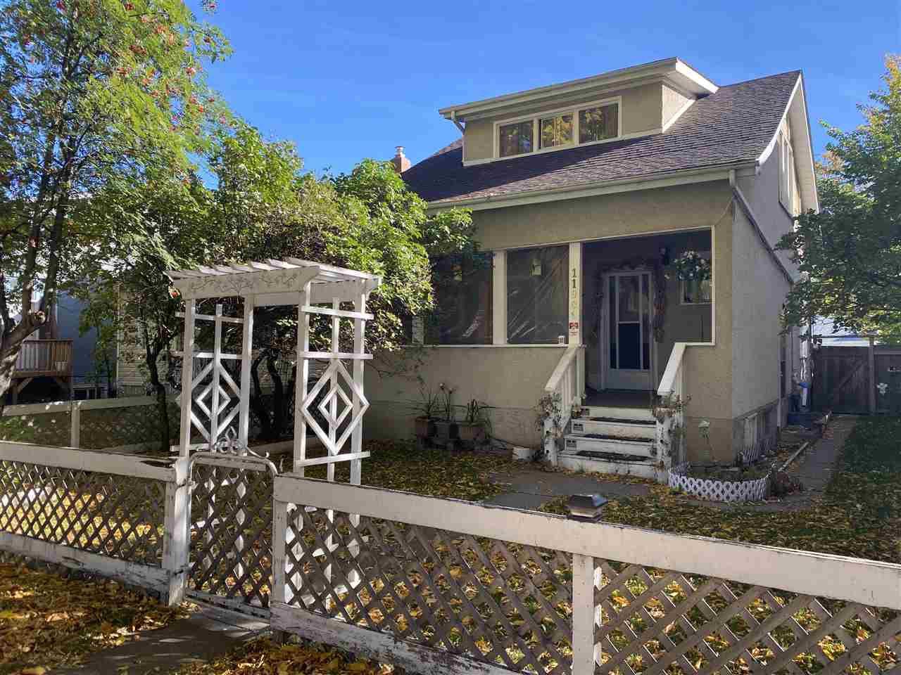 Main Photo: 11909 91 Street in Edmonton: Zone 05 House for sale : MLS®# E4216230