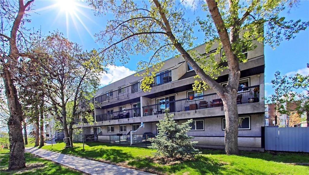 Main Photo: 311 355 5 Avenue NE in Calgary: Crescent Heights Apartment for sale : MLS®# A1050975