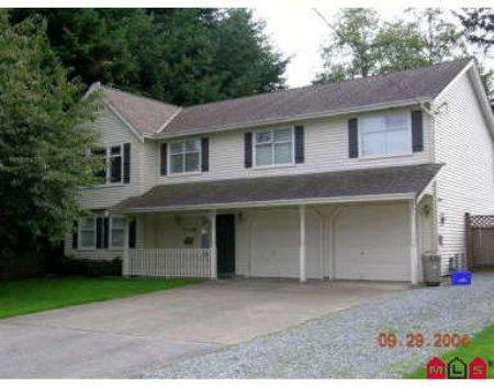 Main Photo: : House for sale (Sunnyside Acres)  : MLS®# F2425722