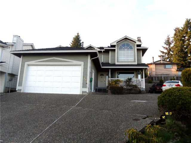 Main Photo: 2223 PETRIE Court in Coquitlam: Cape Horn House for sale : MLS®# V997639