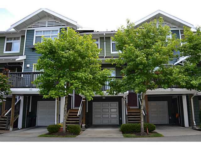 "Main Photo: # 161 15236 36 AV in SURREY: Morgan Creek Townhouse for sale in ""SUNDANCE PHASE 2"" (South Surrey White Rock)  : MLS®# F1314333"
