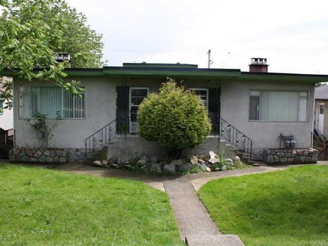 Main Photo: 92 GLOVER AV in : GlenBrooke North House for sale : MLS®# V955969