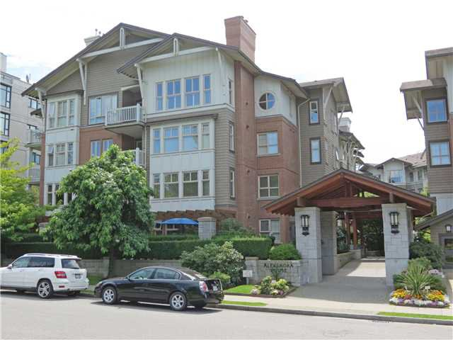 """Main Photo: 1410 4655 VALLEY Drive in Vancouver: Quilchena Condo for sale in """"ALEXANDRA HOUSE"""" (Vancouver West)  : MLS®# V1018639"""