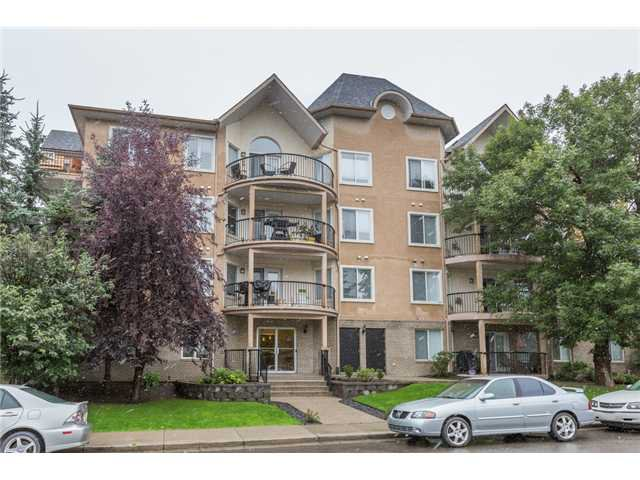 Main Photo: 302 735 56 Avenue SW in CALGARY: Windsor Park Condo for sale (Calgary)  : MLS®# C3634948