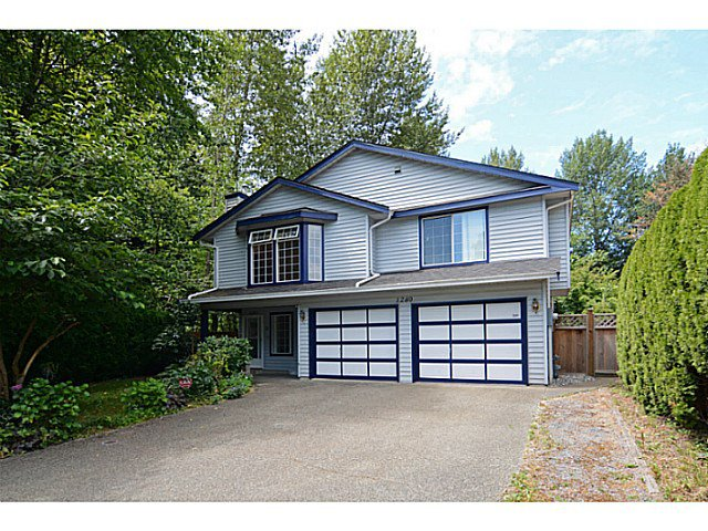 Main Photo: 1280 WHITE PINE PL in Coquitlam: Canyon Springs House for sale : MLS®# V1131076