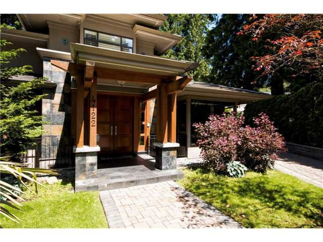 Main Photo: 4122 VIRGINIA in North Vancouver: Canyon Heights NV House for sale : MLS®# V1064665