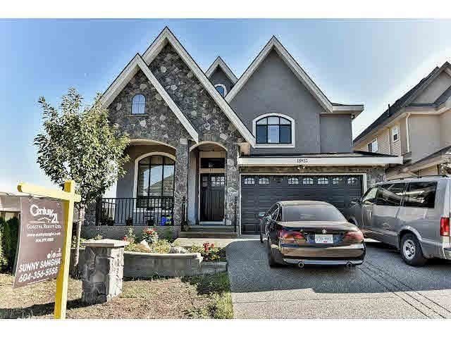 Main Photo: 18932 N 55A Avenue in CLOVERDALE: Cloverdale BC House for sale (Cloverdale)  : MLS®# F1447417
