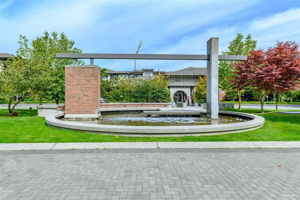 "Main Photo: 219 9288 ODLIN Road in Richmond: West Cambie Condo for sale in ""MERIDIAN GATE"" : MLS®# R2398523"