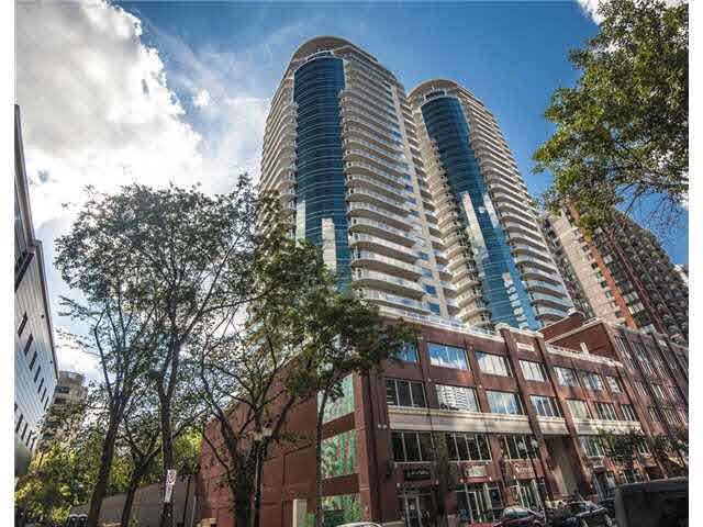 Main Photo: 1905 10136 104 Street in Edmonton: Zone 12 Condo for sale : MLS®# E4179136