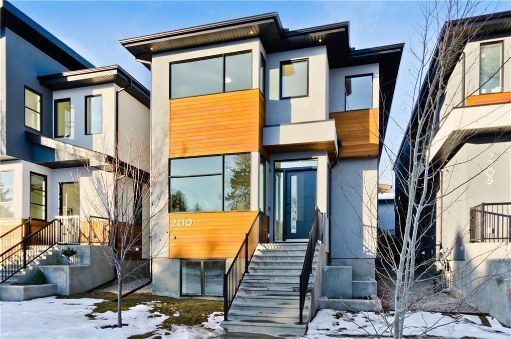 Main Photo: 2210 31 Avenue SW in Calgary: Richmond Detached for sale : MLS®# C4277843