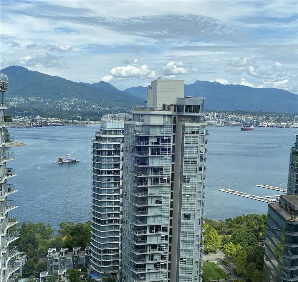 Main Photo: 2605 1211 MELVILLE Street in Vancouver: Coal Harbour Condo for sale (Vancouver West)  : MLS®# R2479098