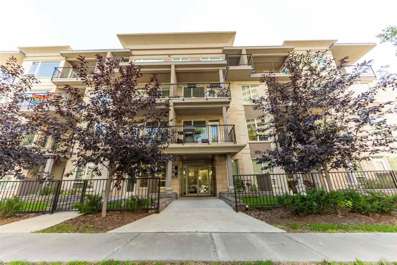 Main Photo: 101 9907 91 Avenue in Edmonton: Zone 15 Condo for sale : MLS®# E4212743