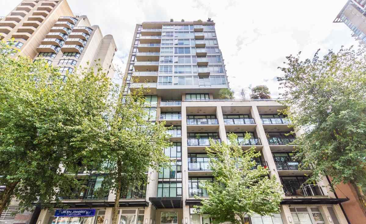 """Main Photo: 804 1252 HORNBY Street in Vancouver: Downtown VW Condo for sale in """"The Pure"""" (Vancouver West)  : MLS®# R2520284"""