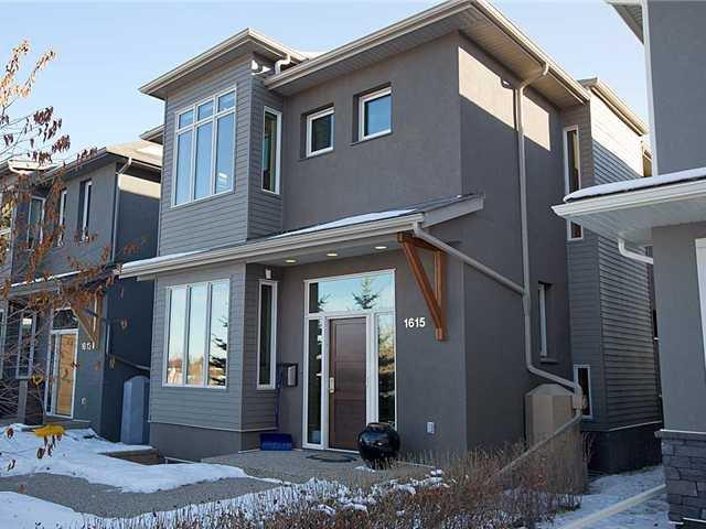 Main Photo: 1615 Altadore Avenue SW in CALGARY: Altadore River Park Residential Detached Single Family for sale (Calgary)  : MLS®# C3555843