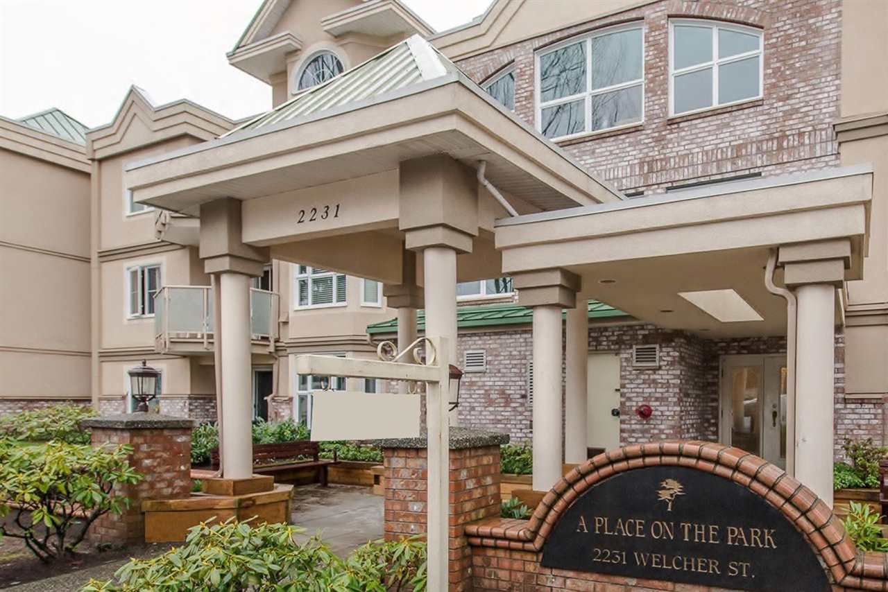 Main Photo: 309 2231 WELCHER AVENUE in Port Coquitlam: Central Pt Coquitlam Condo for sale : MLS®# R2025428