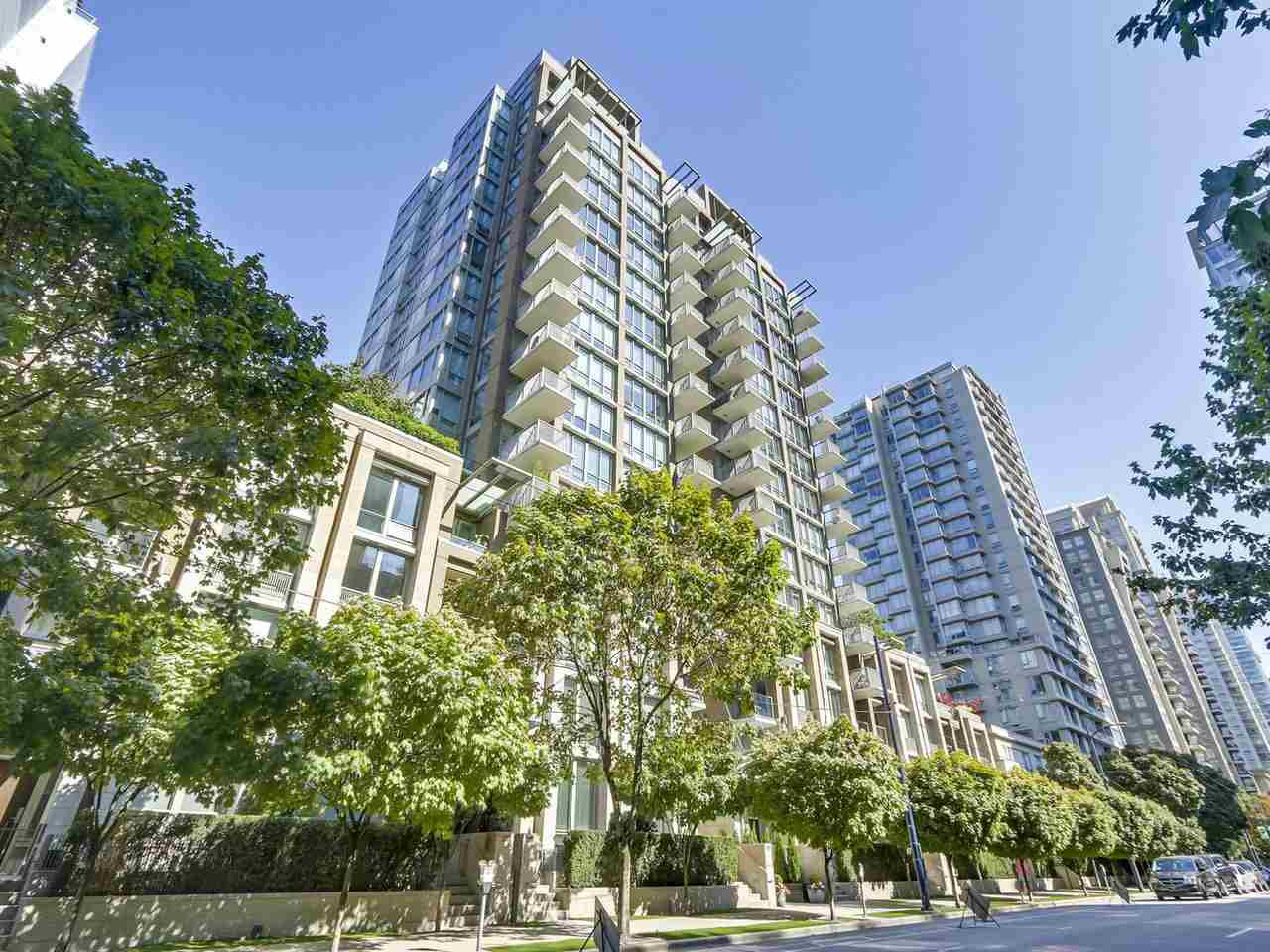 Main Photo: 1706 1055 RICHARDS STREET in Vancouver: Downtown VW Condo for sale (Vancouver West)  : MLS®# R2293878