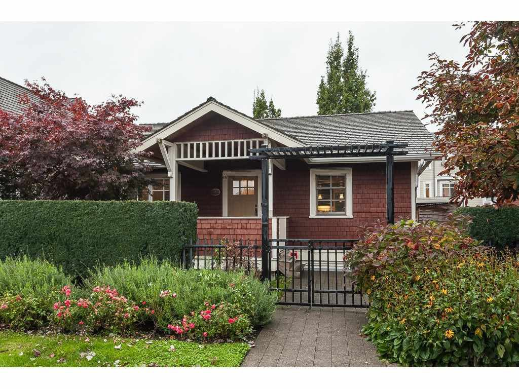 "Main Photo: 65 20738 84 Avenue in Langley: Willoughby Heights Townhouse for sale in ""Yorkson Creek"" : MLS®# R2416757"