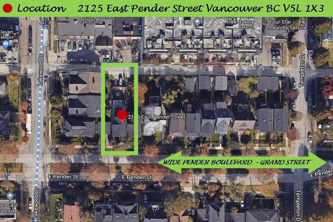 Photo 22: Photos: 2125 E PENDER Street in Vancouver: Hastings House for sale (Vancouver East)  : MLS®# R2510281