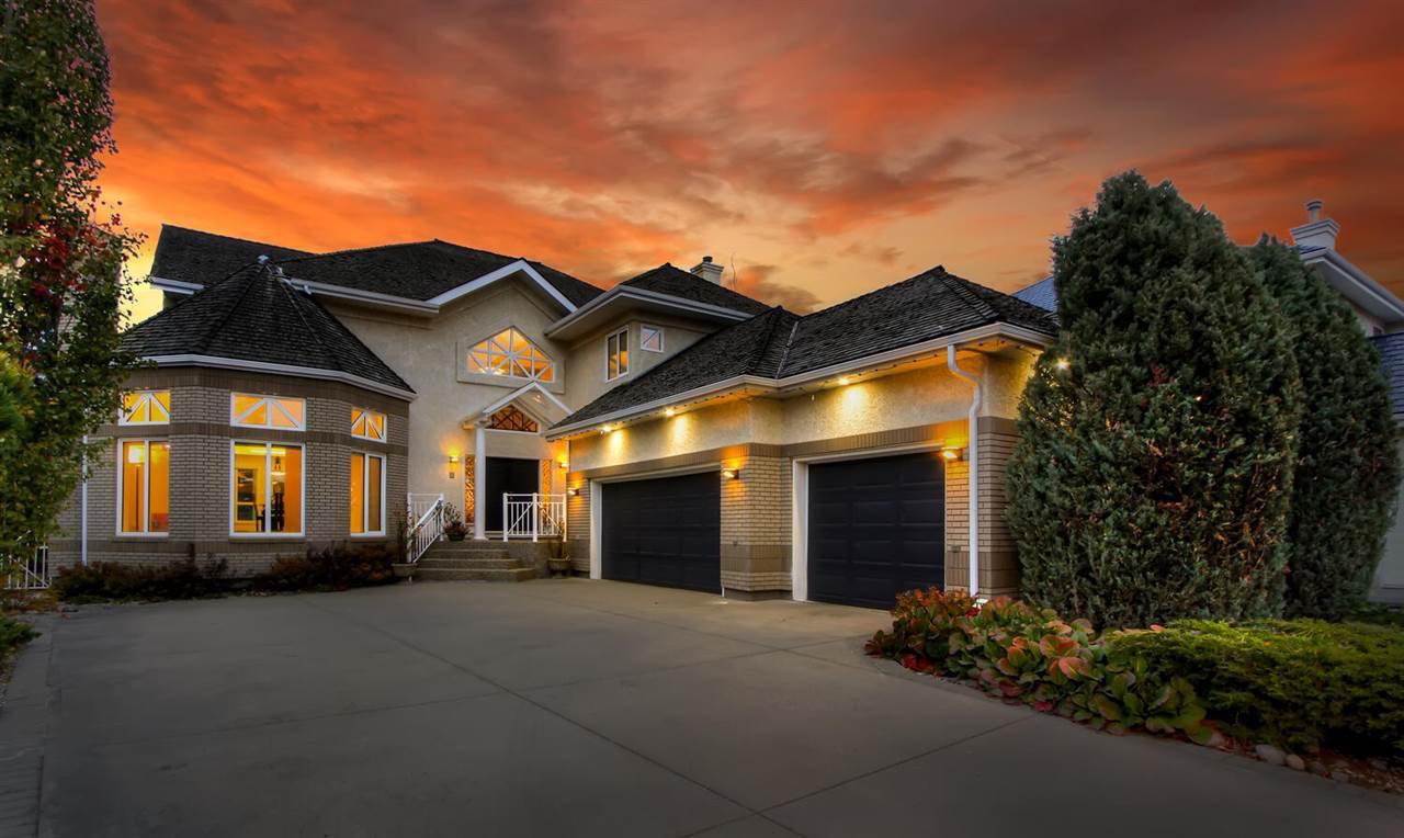 Main Photo: 312 WEAVER Point in Edmonton: Zone 20 House for sale : MLS®# E4219350