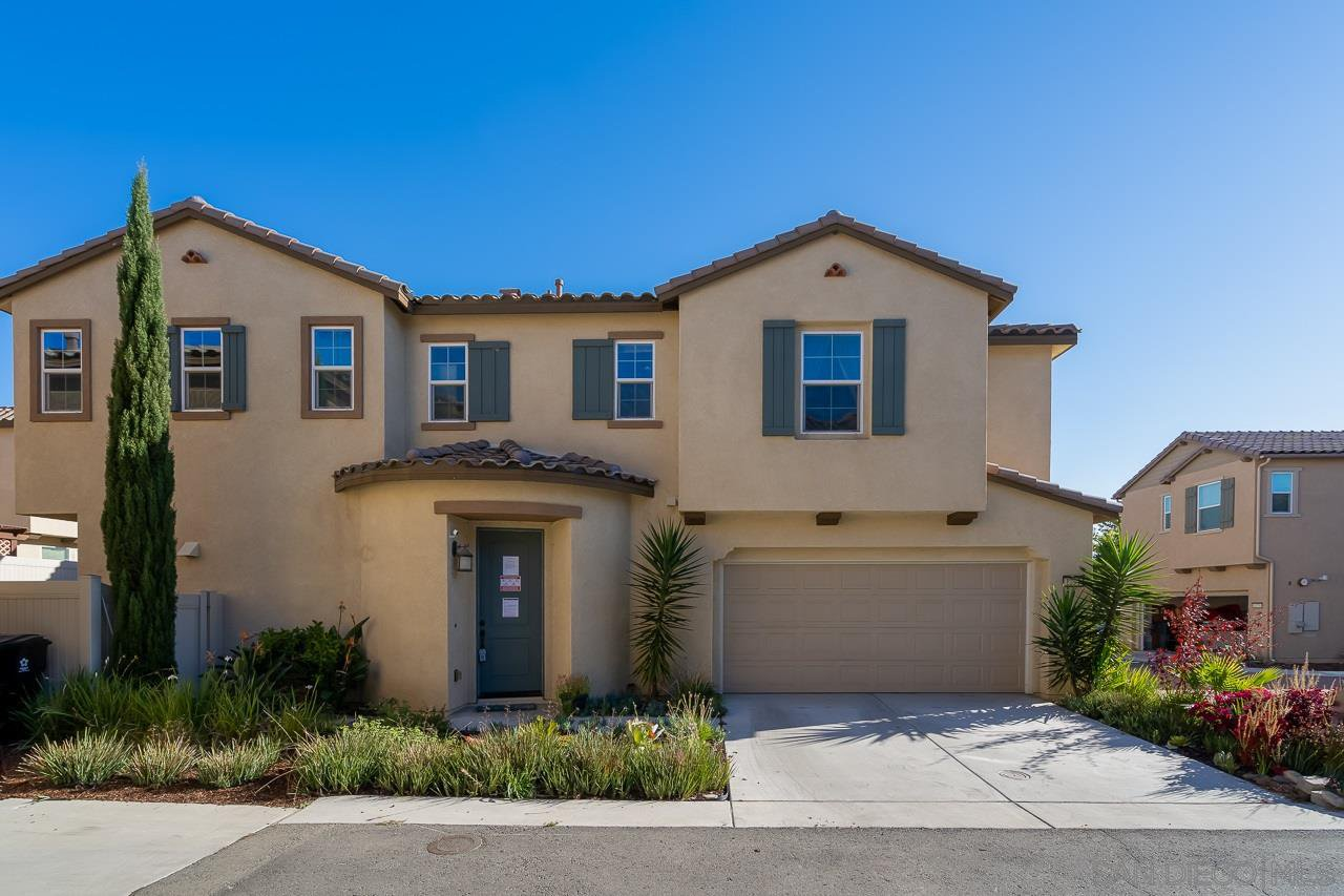 Main Photo: CHULA VISTA House for sale : 3 bedrooms : 1291 Cathedral Oaks Rd